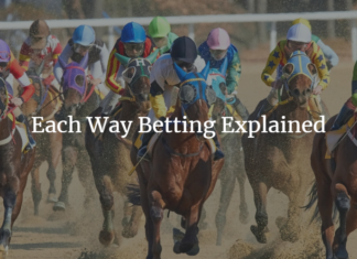 each way betting explained